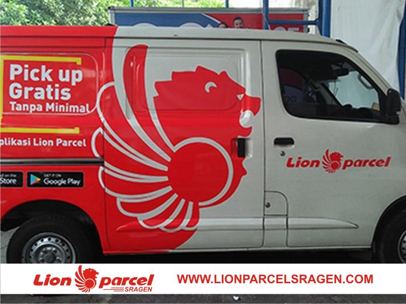 armada lion parcel sragen
