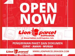 open promo lion sragen