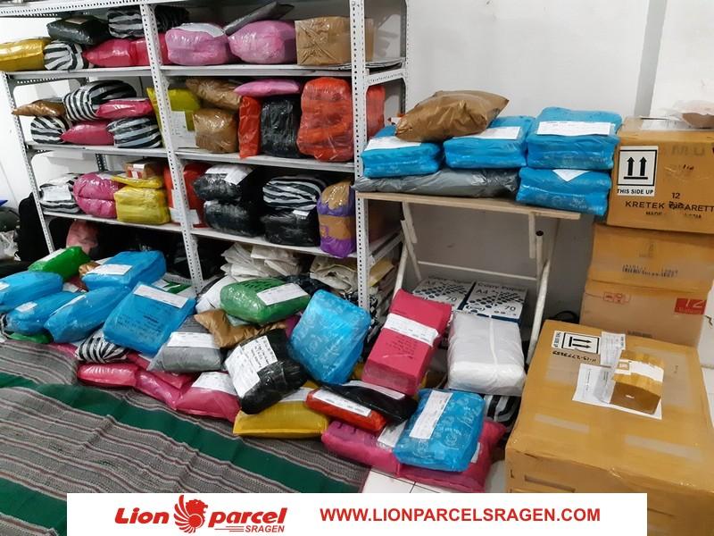rak barang lion sragen 10 transit