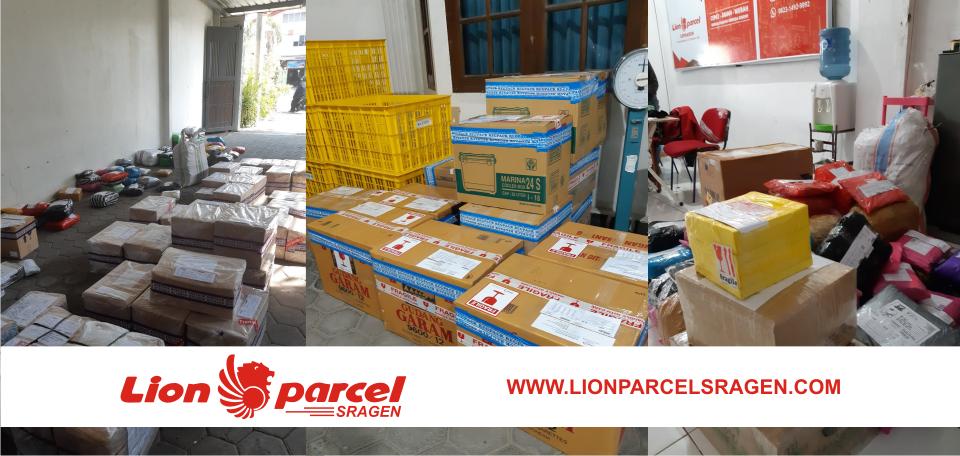 Lion Parcel Sragen